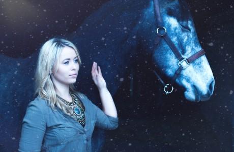 Pferdeshooting mit Julia