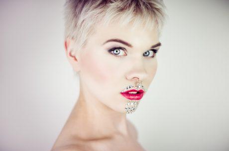 Make-Up Shooting mit Muriel