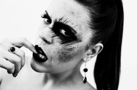 Make-Up Shooting mit Marta