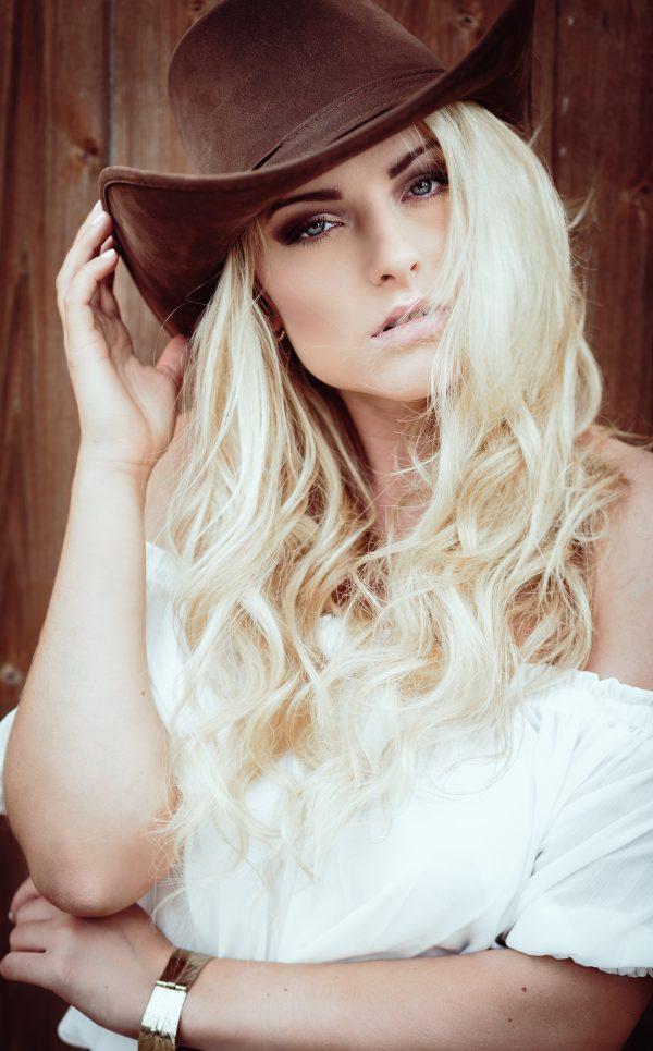Cowgirl-Shooting mit Kirsten