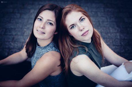 Freundschaft-Shooting mit Elda und Denise
