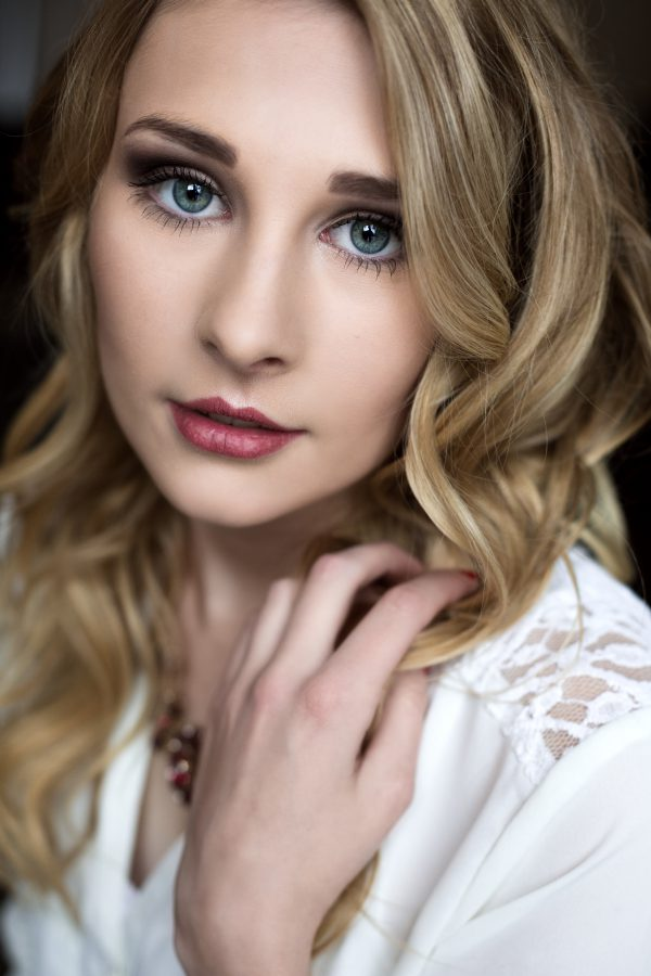 Portrait-Shooting mit Jessica