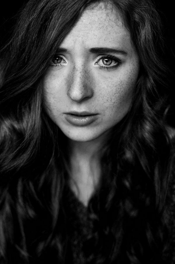 Portrait-Shooting mit Jana