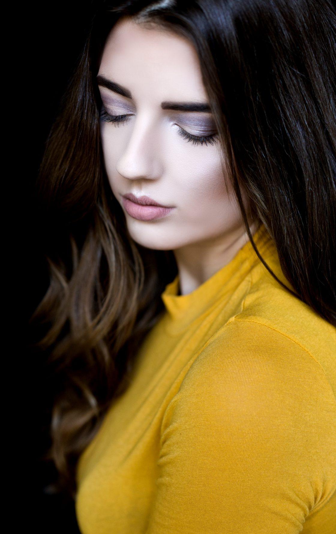 Portrait-Shooting mit Annika