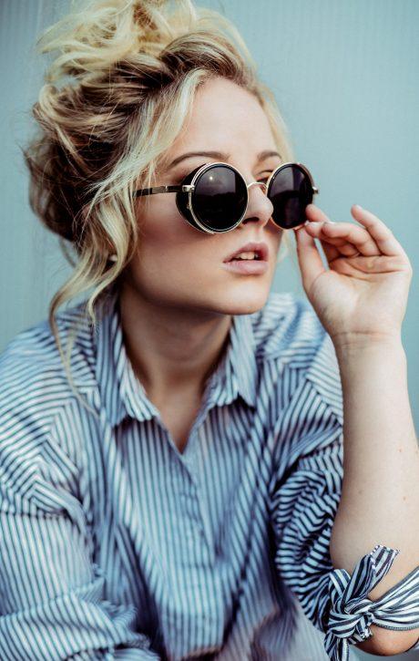 Portrait-/Fashionshooting mit Kirsten