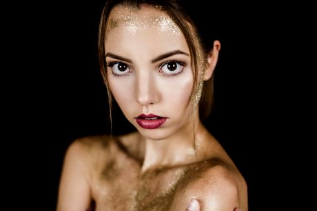 Beauty-Shooting mit Lara