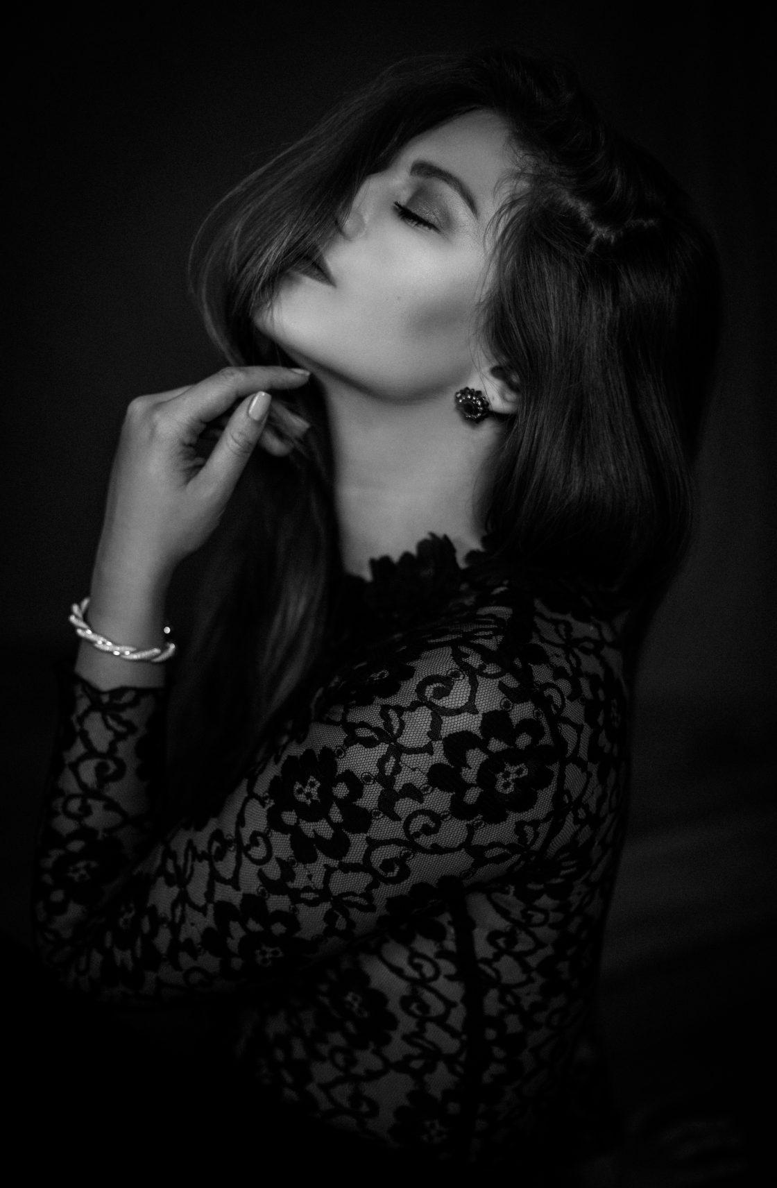 Portrait-Shooting mit Alarah